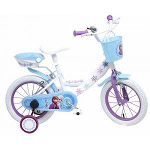Vélo La Reine des Neiges 14 pouces