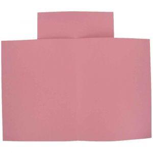 Exacompta 410003E - Paquet de 100 chemises FOREVER 250, coloris rose