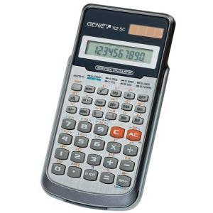 Genie ME1808 - Calculatrice solaire scientifique