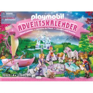 Playmobil Calendrier de l'Avent pique-nique royal au parc 70323