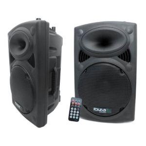 Ibiza Sound Enceinte amplifiée 800W + enceinte passive 700W