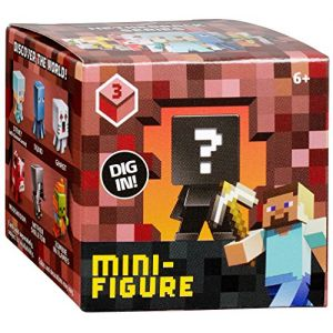 Minecraft Collectible Figure Mystery Blind Box - Boite mystère