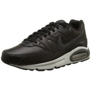 pretty nice 9bcff 957bc Nike Air Max Command Leather chaussures noir 44,0 EU