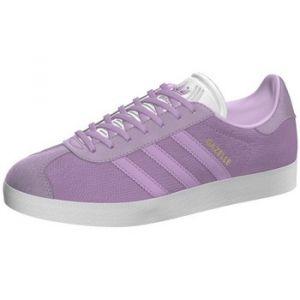 Adidas Gazelle W Chaussures de Fitness Femme, Violet Lilcla/Ftwbla 0, 35.5 EU