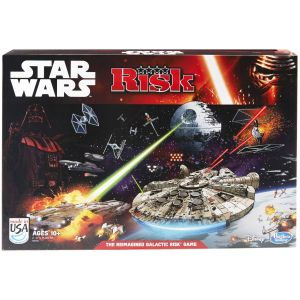 Hasbro Risk Star Wars Premium