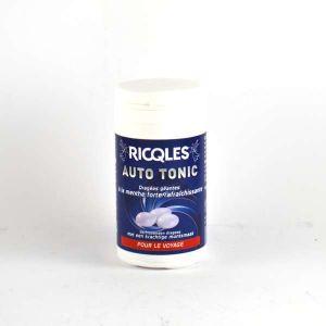 Ricqlès Auto Tonic (4324946) - Dragées géantes menthe forte 76g