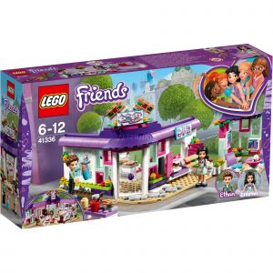 Lego 41336 - Friends : Le café des arts d'Emma