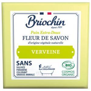 Briochin Pain extra-doux Fleur de savon Verveine