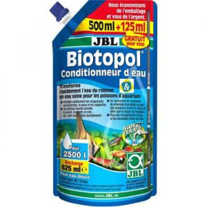 JBL Conditionneur d'eau biotopol recharge 625ml