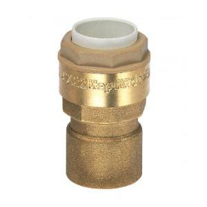Liaison Femelle filetage 12 x 17 mm - Diamètre 12 mm