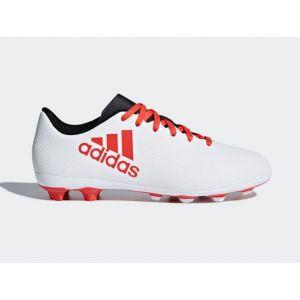 Adidas Chaussures de foot enfant X 17.4 fxg jr blanc