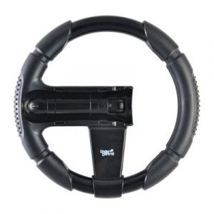 Under Control Volant PS Move PS3 Noir