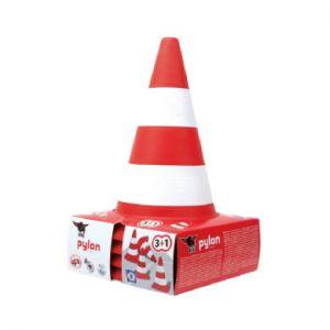 Big 800001191 - Cones de Signalisation - Pylône - 4 Pièces