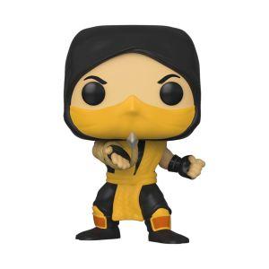 Funko Pop! Games Mortal Kombat - Scorpion [UK] [Goodies]