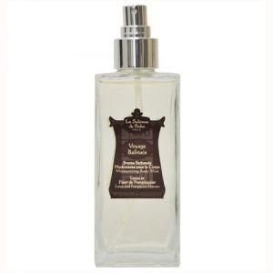 La Sultane de Saba Lotus et fleur de frangipanier - Brume parfumée hydratante pou le corps