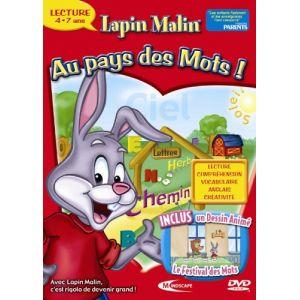 Lapin Malin Au Pays Des Mots [Mac OS, Windows]