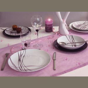 service de vaisselle luminarc comparer 26 offres. Black Bedroom Furniture Sets. Home Design Ideas