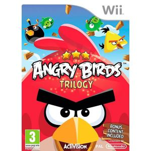 Angry Birds Trilogy [Wii]