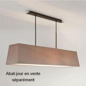 Astro Lampe suspendue abat-jour Rafina - Bronze