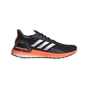Adidas Ultraboost PB Chaussure de Course pour Running et Jogging sur Route ou Chaussée Légère avec Soutien Neutre pour Homme Noir Rouge 43 1/3 EU