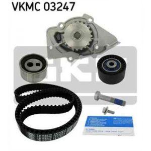 SKF Kit de distribution avec pompe à eau VKMC03247