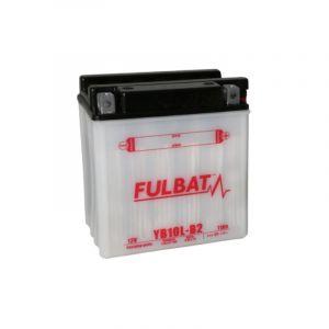 Fulbat Batterie moto YB10L-B2 12V / 11Ah