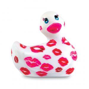 Big Teaze Toys Canard Vibrant Romance - Couleur : Blanc