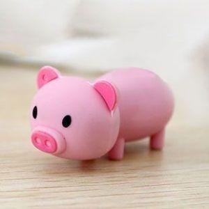 Clé USB 2.0 8 Go petit cochon rose