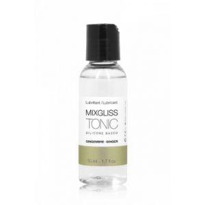 Mixgliss Lubrifiant Gingembre Silicone Tonic 50 ml