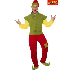 Smiffy's Déguisement elfe rieur (taille M ou L)
