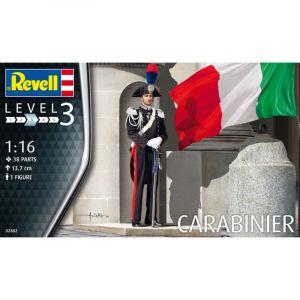 Revell 02802 - Figurine pour maquette Carabinier italien