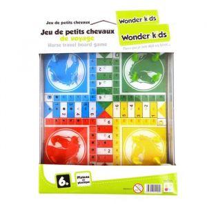 WDK Partner Wonderkids Voyage - Jeu de Petits Chevaux - 6+
