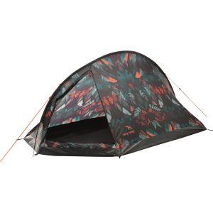 Easy Camp Nightfall - Tente - noir/Multicolore Tentes