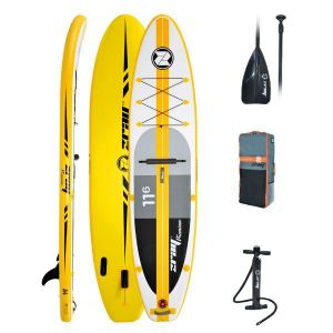 ZRay Paddle gonflable SUP A4 Premium
