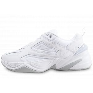 Nike Chaussure M2K Tekno pour Homme - Blanc - Taille 45