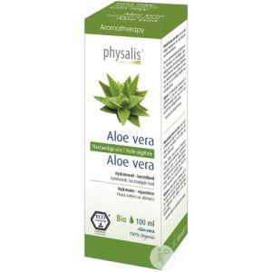 Physalis Huile végétale Aloe Vera