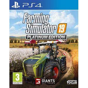 Farming Simulator 19 - Platinum Edition [PS4]