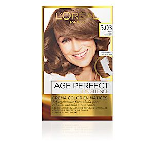 L'Oréal Excellence Coloration Age Perfect - 5.03 Brun Clair