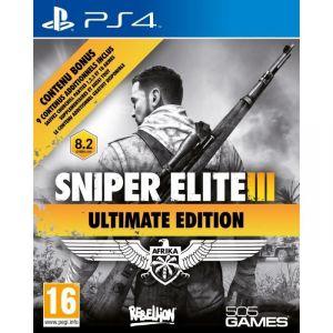 Sniper Elite III sur PS4