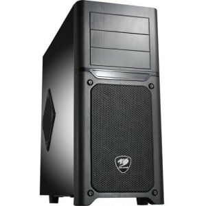 Cougar Boitier MX500 Midi Tower Window Noir