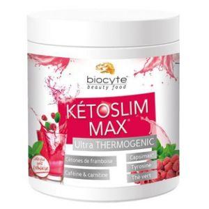 Biocyte Ketoslim Max - Complément alimentaire à boire, 260g