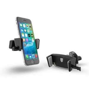 Image de T'nB Support grille d'aération smartphone à mâchoires automatiques