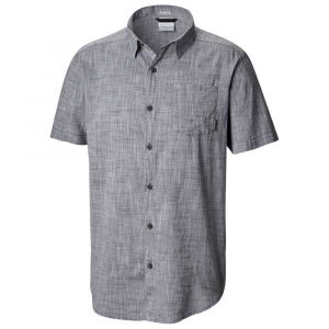 Columbia Chemises Under Exposure Yd - Graphite - Taille XL