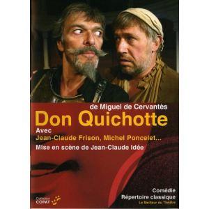 Don Quichotte - avec Poncelet Michel