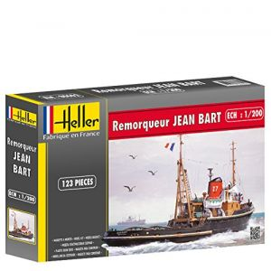 heller 80602 maquette bateau remorqueur jean bart echelle 1 200 comparer avec. Black Bedroom Furniture Sets. Home Design Ideas