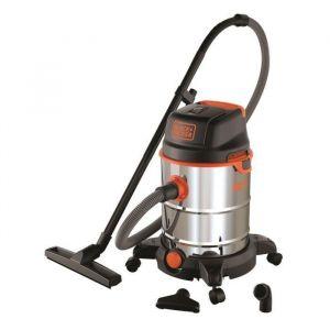 Black & Decker BXVC30XDE - Aspirateur eau et poussière 1600 W 30 L