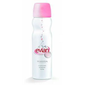 Evian Brumisateur d'eau minérale 50 ml
