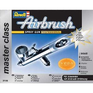 Revell Pistolet Aérographe Airbrush : Master Class Professional