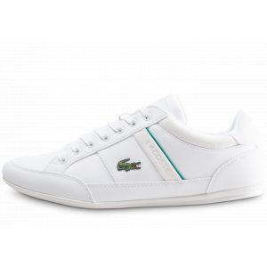 Lacoste Chaymon 219 1 Cma - Baskets Homme, Blanc
