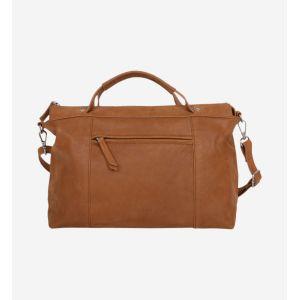 Nat et Nin <p>Ce sac à main Blair propose une taille confortable et vous accompagnera tout au long de la journée. <br />Il est pratique grâce à sa poche avant zippée, ses 3 poches intérieures (dont une zippée), et son emplacement pour CB.<br />Pour le por